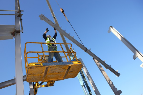 Erecting Structural Members